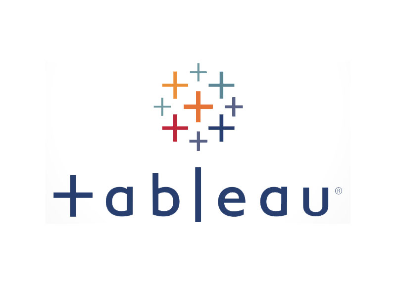 Logo of data software company Tableau
